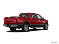 2016 Ford F-150 LARIAT | Photo 2 | Ruby Red/Caribou