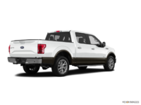 2016 Ford F-150 LARIAT | Photo 2 | Oxford White/Caribou