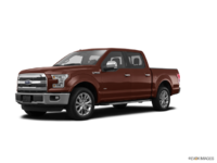 2016 Ford F-150 LARIAT | Photo 3 | Bronze Fire