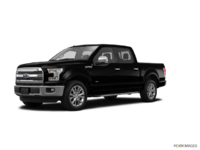 2016 Ford F-150 LARIAT | Photo 3 | Shadow Black