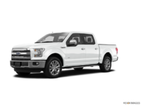 2016 Ford F-150 LARIAT | Photo 3 | Oxford White