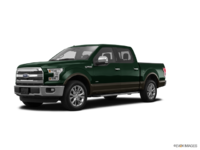 2016 Ford F-150 LARIAT | Photo 3 | Green Gem/Caribou