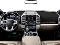 2016 Ford F-150 LARIAT | Photo 3 | Medium Light Camel Leather