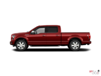 2016 Ford F-150 PLATINUM | Photo 1 | Ruby Red