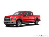 2016 Ford F-150 XLT | Photo 3 | Race Red/Magnetic