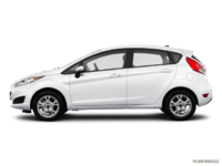 2016 Ford Fiesta SE HATCHBACK | Photo 1 | White Platinum