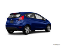 2016 Ford Fiesta SE HATCHBACK | Photo 2 | Kona Blue