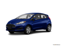 2016 Ford Fiesta SE HATCHBACK | Photo 3 | Kona Blue