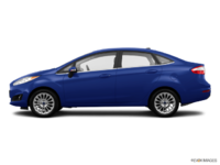 2016 Ford Fiesta TITANIUM SEDAN | Photo 1 | Kona Blue