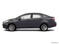 2016 Ford Fiesta TITANIUM SEDAN | Photo 1 | Magnetic