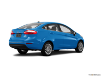 2016 Ford Fiesta TITANIUM SEDAN | Photo 2 | Blue Candy