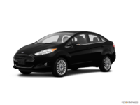 2016 Ford Fiesta TITANIUM SEDAN | Photo 3 | Shadow Black