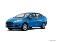 2016 Ford Fiesta TITANIUM SEDAN | Photo 3 | Blue Candy