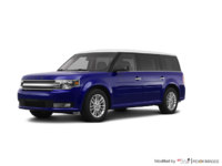 2016 Ford Flex SEL | Photo 3 | Kona Blue