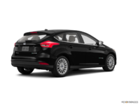 2016 Ford Focus electric BASE | Photo 2 | Shadow Black