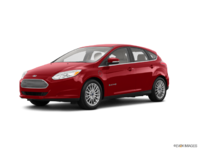2016 Ford Focus electric BASE | Photo 3 | Ruby Red Metallic