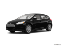2016 Ford Focus electric BASE | Photo 3 | Shadow Black
