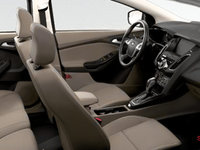 2016 Ford Focus electric BASE | Photo 1 | Medium Light Stone Cloth