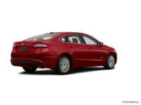 2016 Ford Fusion Energi SE | Photo 2 | Ruby Red