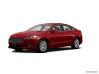 2016 Ford Fusion Energi SE | Photo 3 | Ruby Red