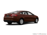 2016 Ford Fusion S | Photo 2 | Bronze Fire