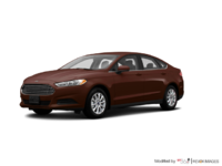 2016 Ford Fusion S | Photo 3 | Bronze Fire