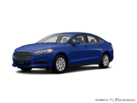 2016 Ford Fusion S | Photo 3 | Deep Impact Blue