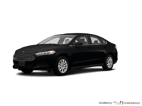 2016 Ford Fusion S | Photo 3 | Shadow Black