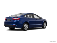 2016 Ford Fusion SE | Photo 2 | Deep Impact Blue