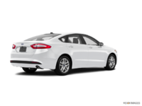 2016 Ford Fusion SE | Photo 2 | White Platinum