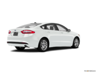 2016 Ford Fusion SE | Photo 2 | Oxford White