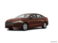 2016 Ford Fusion SE | Photo 3 | Bronze Fire