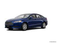 2016 Ford Fusion SE | Photo 3 | Deep Impact Blue