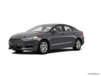 2016 Ford Fusion SE | Photo 3 | Magnetic