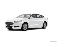 2016 Ford Fusion SE | Photo 3 | White Platinum