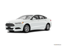 2016 Ford Fusion SE | Photo 3 | Oxford White