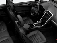 2016 Ford Fusion SE | Photo 1 | Charcoal Black Leather