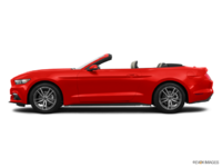 2016 Ford Mustang Convertible EcoBoost Premium | Photo 1 | Race Red