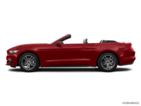 2016 Ford Mustang Convertible EcoBoost Premium | Photo 1 | Ruby Red