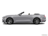 2016 Ford Mustang Convertible EcoBoost Premium | Photo 1 | Ingot Silver