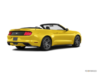 2016 Ford Mustang Convertible EcoBoost Premium | Photo 2 | Triple Yellow