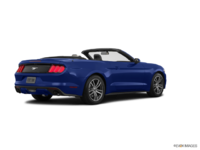 2016 Ford Mustang Convertible EcoBoost Premium | Photo 2 | Deep Impact Blue