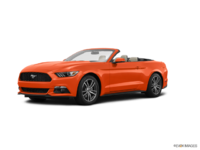 2016 Ford Mustang Convertible EcoBoost Premium | Photo 3 | Competition Orange