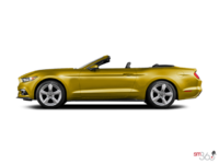 2016 Ford Mustang convertible V6 | Photo 1 | Triple Yellow
