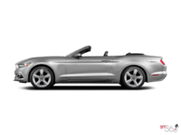 2016 Ford Mustang Convertible V6 | Photo 1 | Ingot Silver