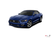 2016 Ford Mustang Convertible V6 | Photo 3 | Deep Impact Blue