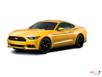 2016 Ford Mustang EcoBoost Premium | Photo 3 | Triple Yellow