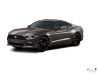 2016 Ford Mustang EcoBoost Premium | Photo 3 | Magnetic