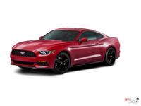 2016 Ford Mustang EcoBoost Premium | Photo 3 | Ruby Red