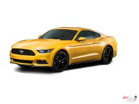 2016 Ford Mustang EcoBoost | Photo 3 | Triple Yellow